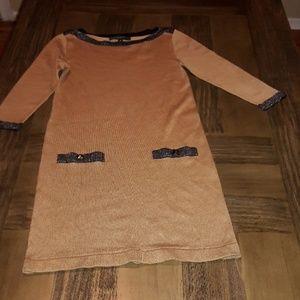 Camel Nine West Dress